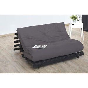 FUTON Matelas futon 140 x 200 - Confort ferme et Equilib