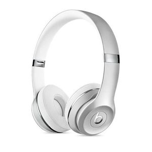 CASQUE - ÉCOUTEURS BEATS Solo3 Wireless Casque audio Bluetooth Argent