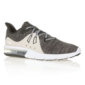 BASKET NIKE Chaussures Air Max Sequent 3 - Homme - Gris e
