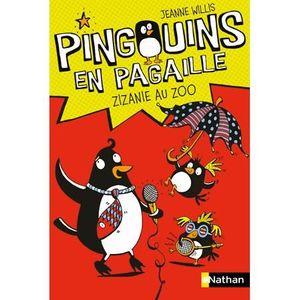 Livre 6-9 ANS Pingouins en pagaille Tome 1