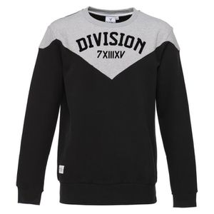 RUGBY DIVISION Sweatshirt Col Rond League Homme RGB