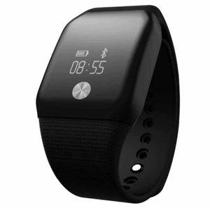BRACELET D'ACTIVITÉ Noir Bracelet intelligent A88 Smart Watch Bluetoot