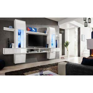 meuble tv avec cheminee achat vente meuble tv avec cheminee pas cher cdiscount. Black Bedroom Furniture Sets. Home Design Ideas