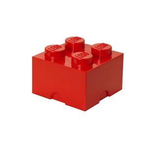 FLOCON DE MAÏS LEGO Brique de rangement - 40031730 - Empilable -