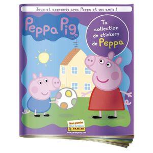 CARTE A COLLECTIONNER PEPPA PIG  Album