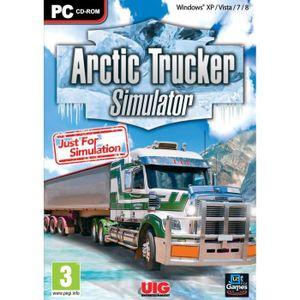 JEU PC Arctic Trucker Simulator