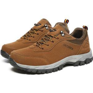 CHAUSSURES DE RANDONNÉE Hommes Sports Low Imperméable Trail Chaussures De