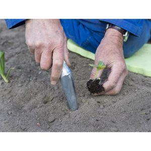 PLANTOIR NATURE Plantoir conique en acier galvanisé 29cm -