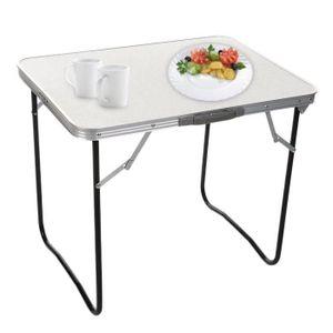 Table de jardin en bois - Achat / Vente pas cher - Soldes* dès le 27 ...