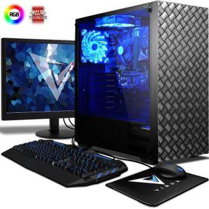 UNITÉ CENTRALE + ÉCRAN VIBOX Killstreak LA10-79 PC Gamer Ordinateur avec