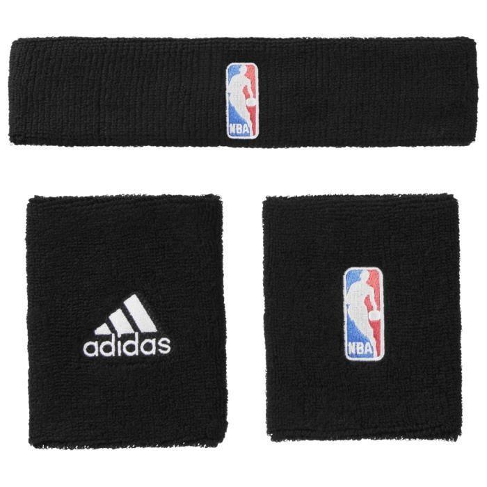 ADIDAS NBA Bandeau et Bracelet Basket-ball