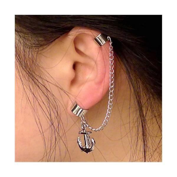 Bague oreille or