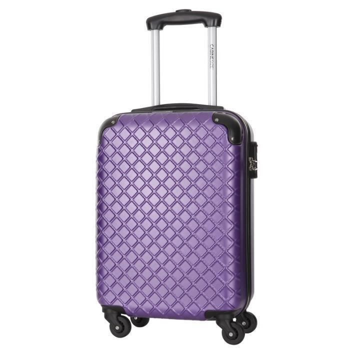 Valise Cabine Size Valise Cabine format Low Cost Rigide 4 roues BLEU HALIFAX YH1MJ4h6z