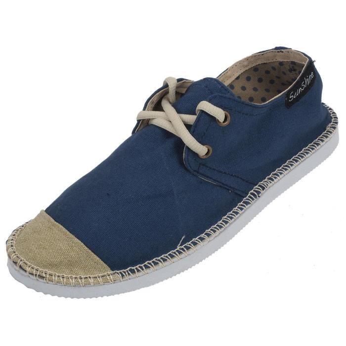 basses basses basses toileEspatoile bleu Chaussures Chaussures toileEspatoile Zonkepai bleu toileEspatoile Zonkepai Chaussures bleu z0Fqw4F