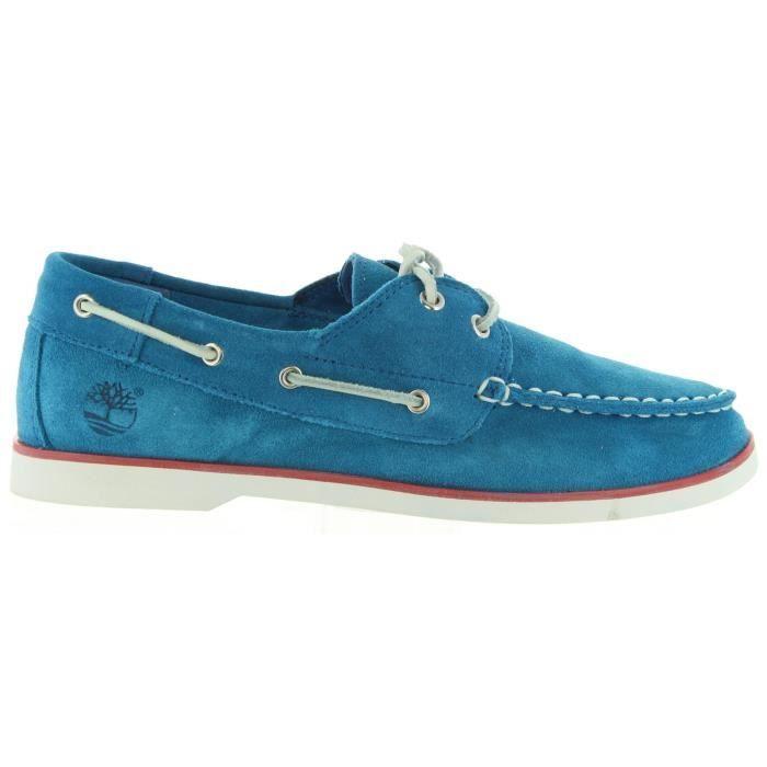 97ccb73177e Chaussures bateau pour et et Femme TIMBERLAND A1L6T SEABURY MYKONOS BLUE