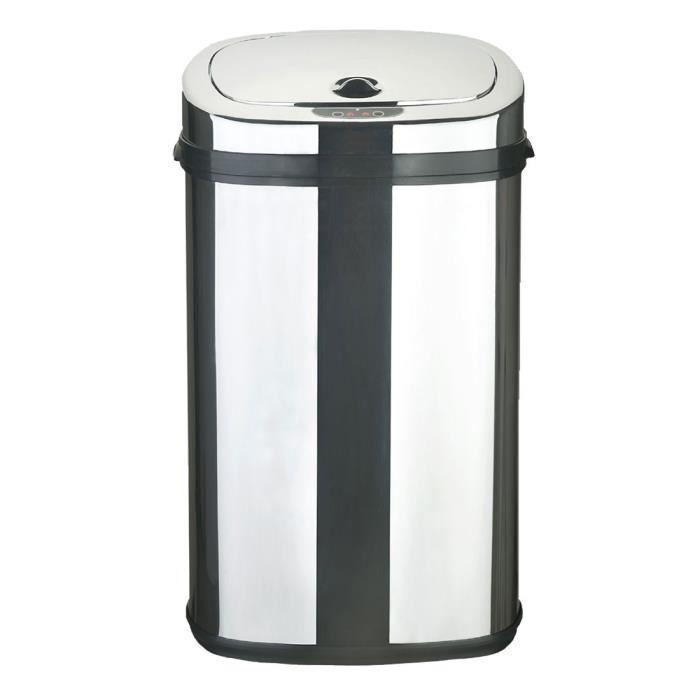 frandis poubelle de cuisine 42l automatique achat. Black Bedroom Furniture Sets. Home Design Ideas