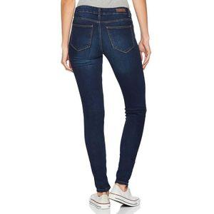 Betty - Jean skinny taille haute - NoirPieces 4rrSfR