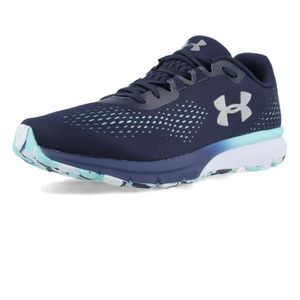 save off ad6dd f4fea ... CHAUSSURES DE RUNNING Under Armour Femmes Charged Spark Chaussures De  Co ...