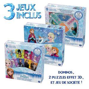 Malette jeux petits chevaux achat vente jeux et jouets - Jeux de fille reine des neiges ...