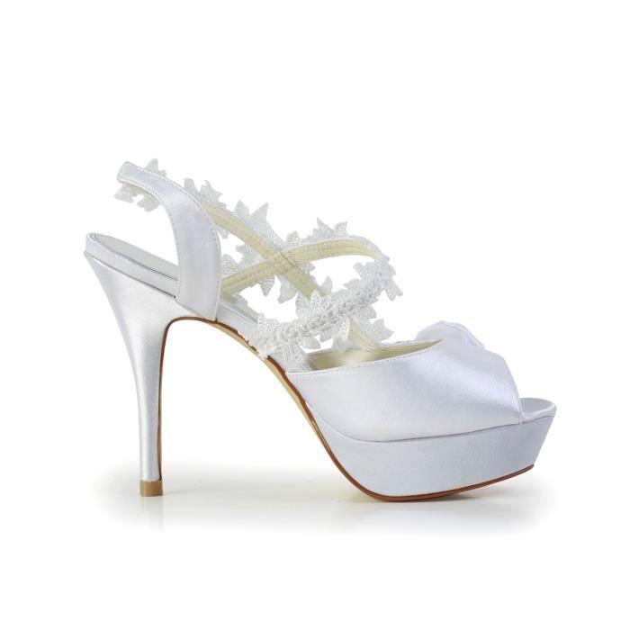 Jia Jia Wedding 1293 chaussures de mariée mariage Escarpins pour femme