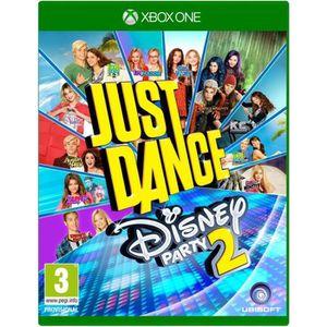 JEU XBOX ONE Just Dance Disney 2 Jeu Xbox One
