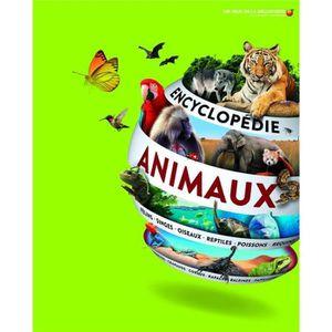 DOCUMENTAIRE ENFANT Livre - encyclopédie des animaux