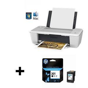 imprimante hp deskjet 1010 cartouche noire hp 301 prix pas cher cdiscount. Black Bedroom Furniture Sets. Home Design Ideas