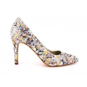 Loca Lova Escarpin  Chaussure  Paillettes INOUBLIABLE VETUSTA Noir - Livraison Gratuite avec  - Chaussures Escarpins Femme