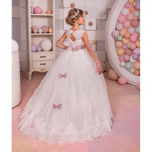 5b495dbd38781 ROBE Robes de Cérémonie Mariage Filles de Fleur Enfant