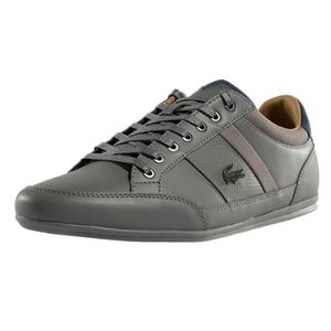 BASKET Lacoste Homme Chaussures // Baskets Chaymon