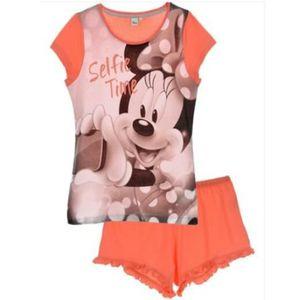 Pyjama short femme coton - Achat   Vente pas cher 0a5525d1f41
