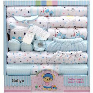 Ensemble de vêtements Gohyo vêtements de petit bébé automne et hiver cot
