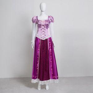 DÉGUISEMENT - PANOPLIE Robe de Princesse Femme Costume Déguisement Tangle