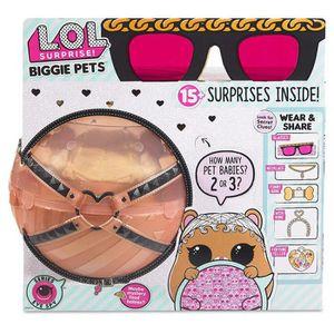 FIGURINE - PERSONNAGE SPLASH TOYS - L.O.L. Surprise! Poupée - Biggie Pet