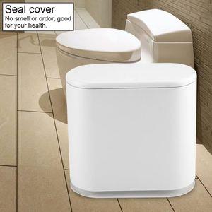 POUBELLE DE TABLE Mini poubelle pour Bureau ou Salle de bains---DQ F