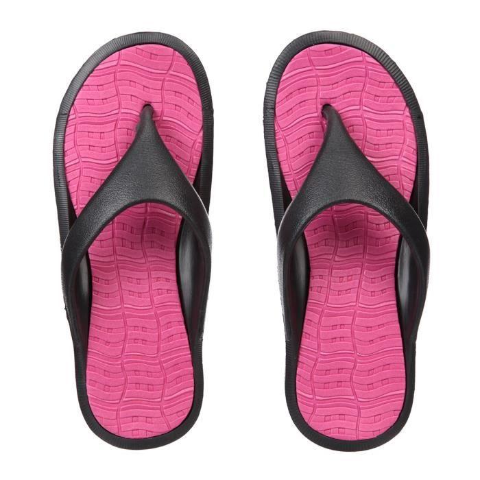ATHLI-TECH Sandalettes Piscine D Pool 3 Noir