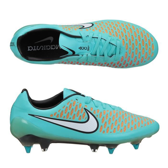 668aa19af69 NIKE Chaussures de Football Magista Opus SG-pro Homme - Prix pas ...