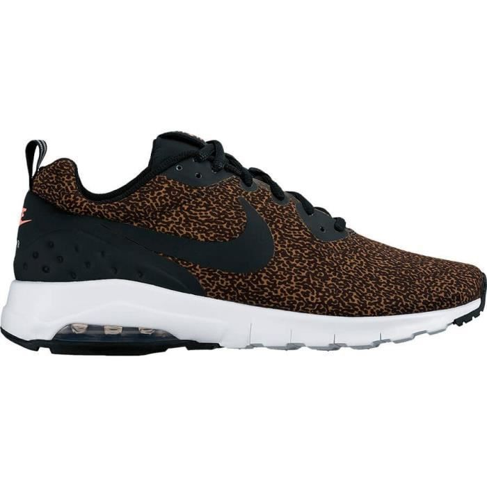 Chaussures Nike Air Max Motion Low SE marron vert femme