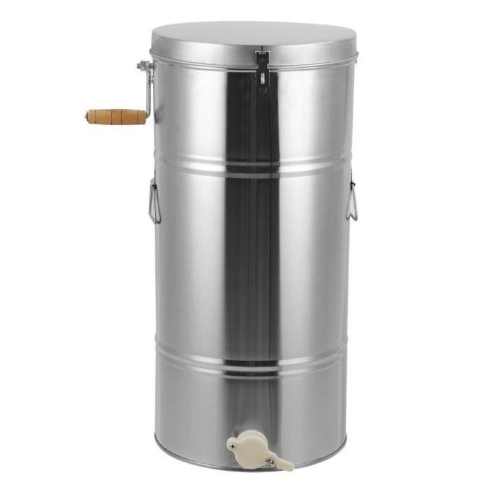 EXTRACTEURS 25 * 45CM Centrifugeuse de miel d'extracteur manue