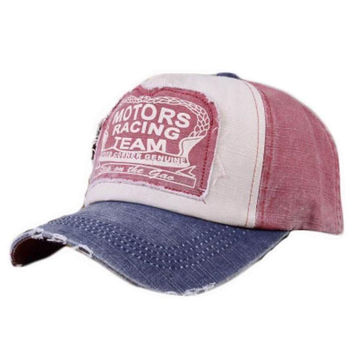 dernière vente les plus récents différemment style vintage denim réglable casquette de baseball chapeau occasionnel  sportive