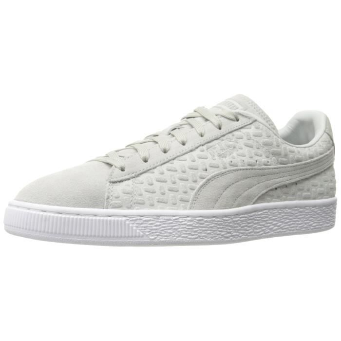 1 Suede Taille Emboss 42 ZXW3W Sneaker Classic 2 Puma V2 Fashion axwzxpB