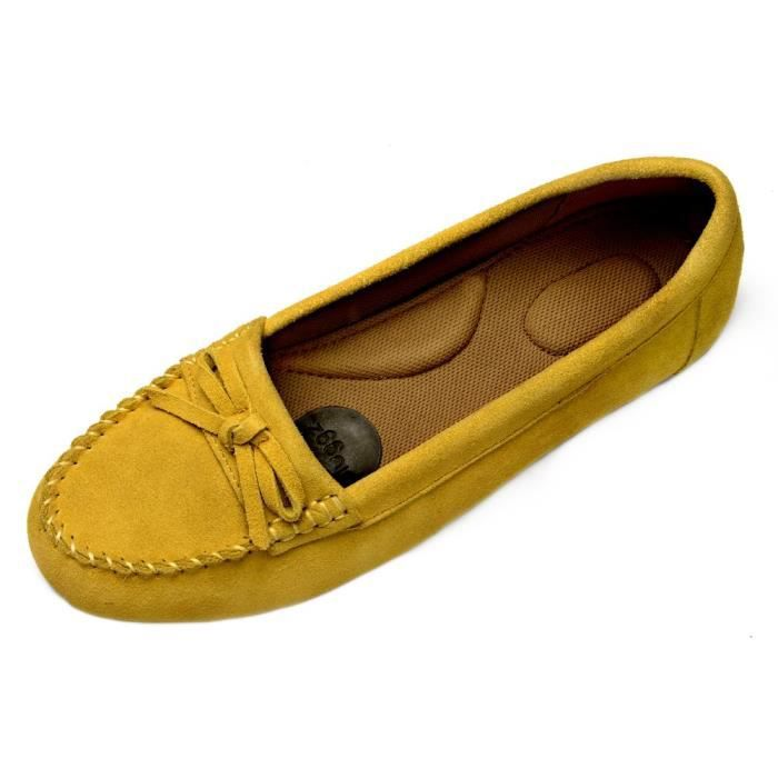 mocassin Suede O59OP Taille-41