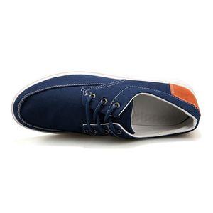 Chaussures En Toile Hommes Basses Quatre Saisons Casual DTG-XZ132Bleu44 NhEIrpc