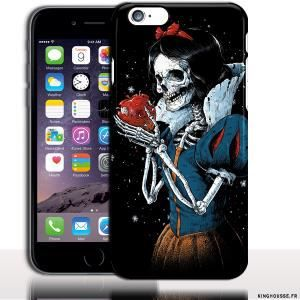coque iphone 6 pomme en valeur
