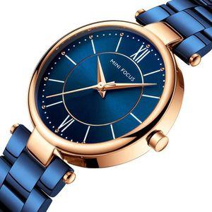 MONTRE bestn montre des femmes de quartz montre avec la m