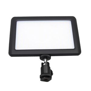AUTRE PIECE DETACHEE 192 LED Video lumière panneau de lampe dimmable 12