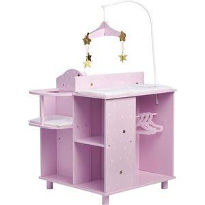 NURSERIE Table à langer avec chaise haute baignoire penderi