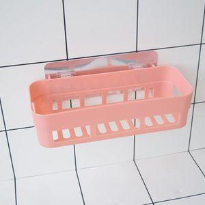 PORTE ACCESSOIRE Plastique Ventouse Salle de bain Coin cuisine Supp