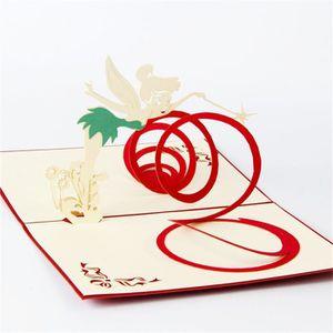 Carte Cdiscount St Valentin.Carte De Voeux 3d Magic Fairy Pour Anniversaire Saint