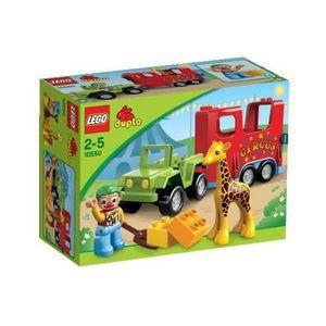 ASSEMBLAGE CONSTRUCTION LEGO DUPLO LEGOVILLE - 10550 - JEU DE CONSTRUCT…